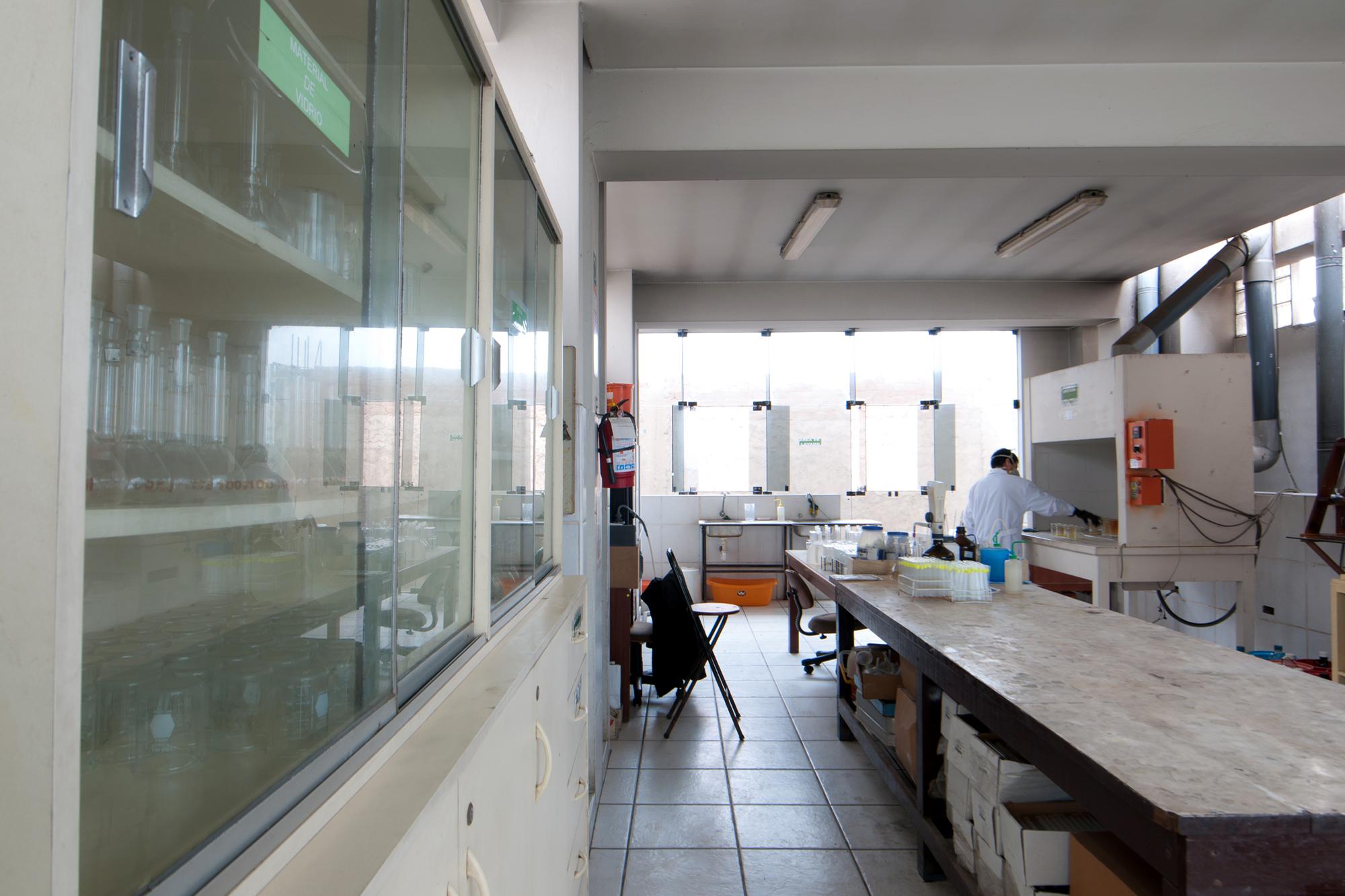 MINLAB | DISEÑO Y CONSTRUCCIÓN DE LABORATORIOS