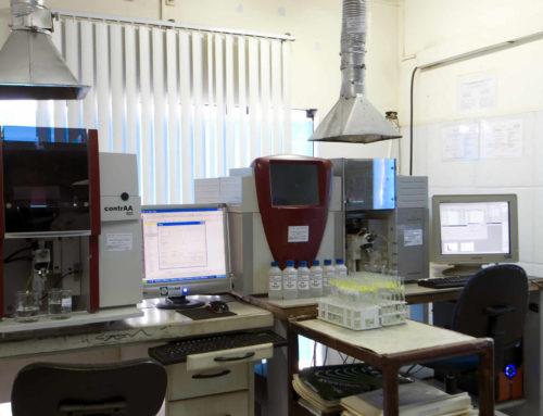 Minería y laboratorios: Relación con mucha química
