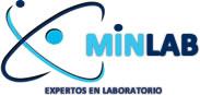 MINLAB | LABORATORIO QUIMICO Logo